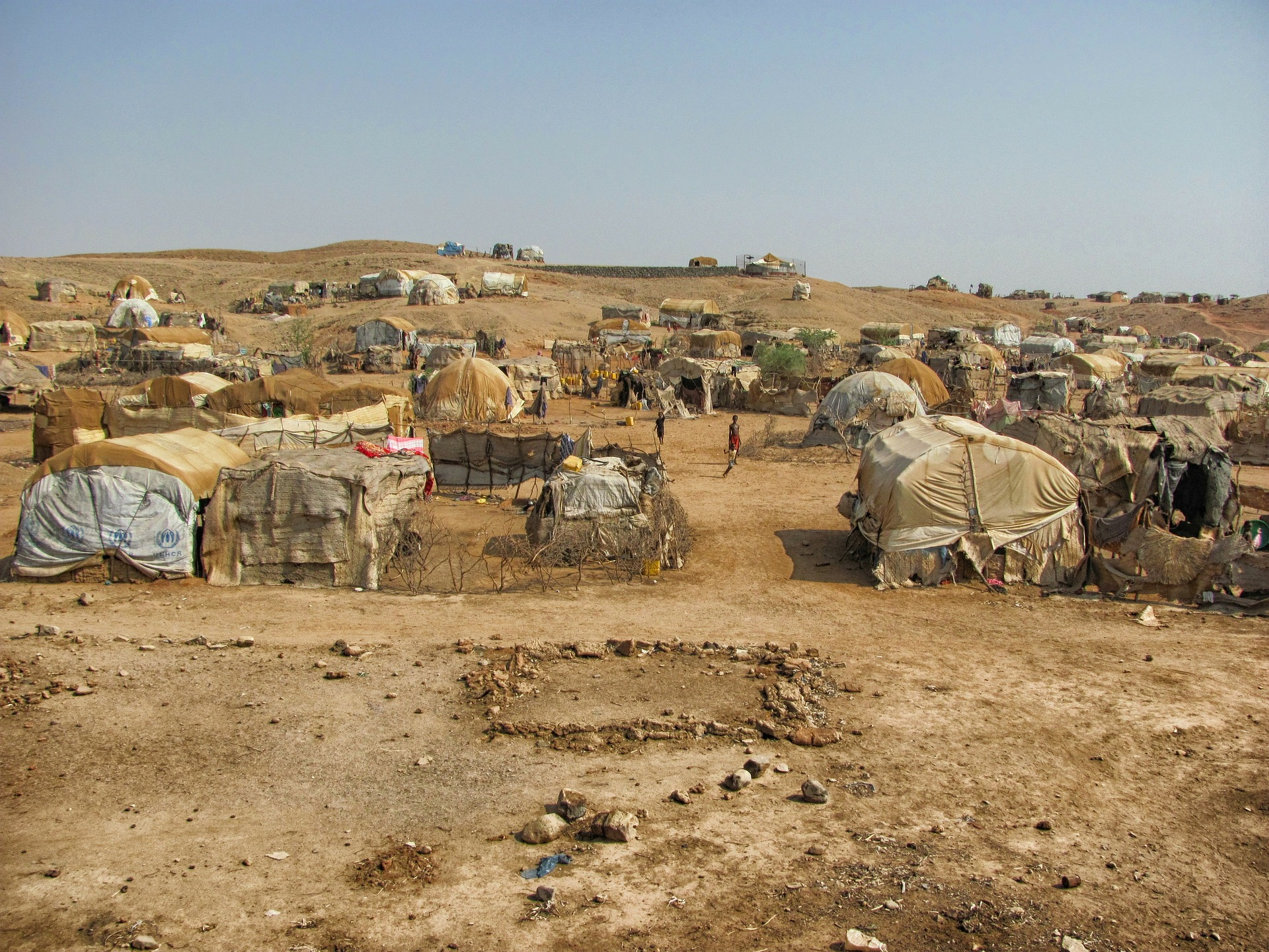 Life in a Refugee Camp – You have No Idea