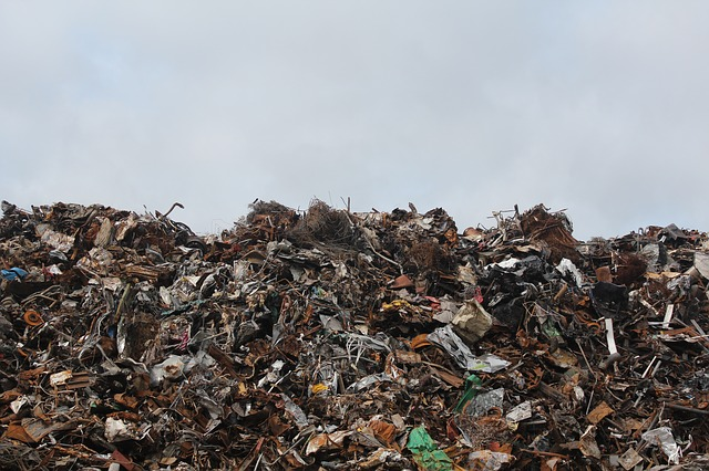 Poverty Poem – Landfill Lives