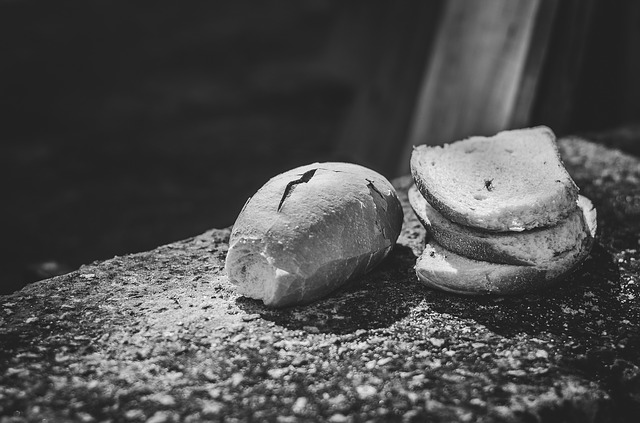 Poverty Poems - Bread, Light or Heat