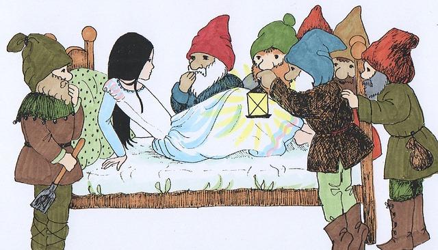 modern sonnets - Snow White's Sonnet