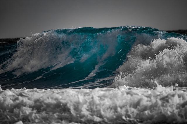 Tolerance Poem - The Sea